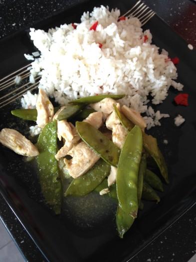 Thai Green Curry Slimming World Style Wherethestorybegins