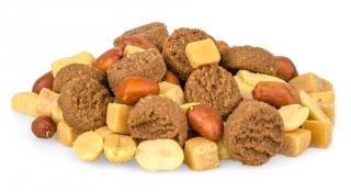 Salted Fudge Peanut Cookie