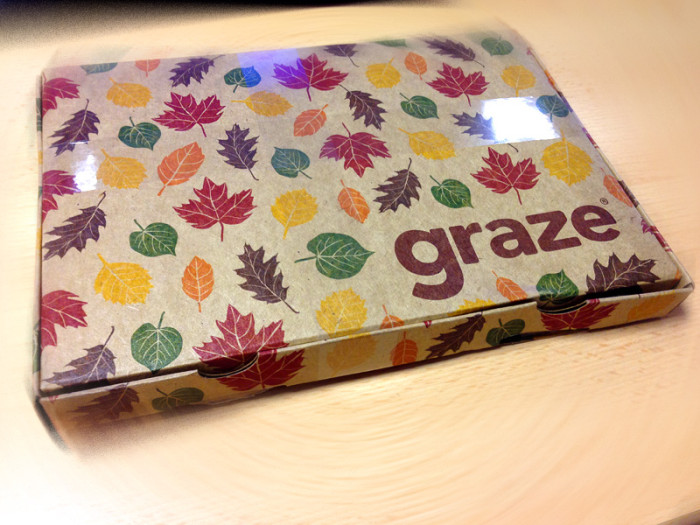 Graze Boxes from Graze.com – my review