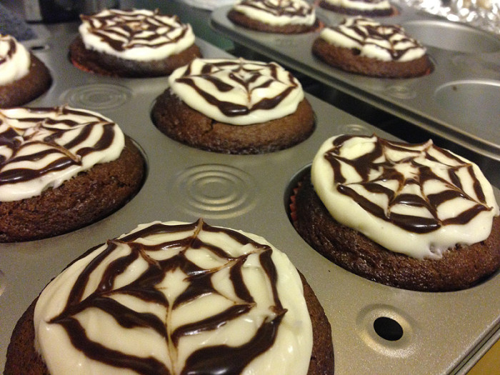 web cupcakes